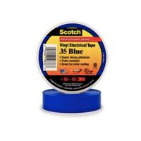 Isolasi Listrik 3M Scotch 35 Vinyl Electrical - Biru - (19mm x 20m)