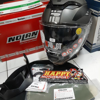 Helm Nolan N70.2 Beĺlavista N-com Flat Lava Grey SNI
