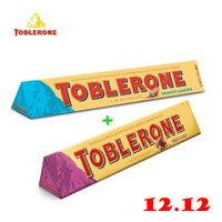 PROMO 1212 - Paket Coklat TOBLERONE 100gram asal Swiss