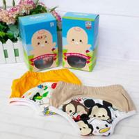 Klodiz Kids Training Pants - celana latihan pipis lepas pampers 2pc