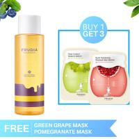 Buy Toner Free mask pome & mask green grape