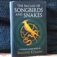 Hunger Games Ballad of Songbirds and Snake Suzanne Collins novel impor