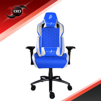 1STPLAYER GAMING CHAIR DK2 - BLUE WHITE