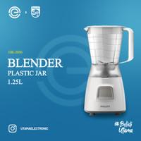 PHILIPS Blender Plastik 1.25 Liter HR2056 - Abu