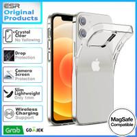 ESR Project Zero Clear Case iPhone 12 Pro Max Mini Soft Casing Cover