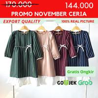 [8-10-12] Baju Gamis Anak Perempuan Kualitas Export GO. 06-2