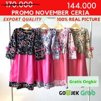 [8-10-12] Baju Gamis Anak Perempuan Kualitas Export DOG. 75 A-2