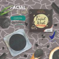 Naminara K-Beauty Facial Soap Bar 50gr Charcoal Oil Control