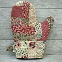 Cempal / Oven mitt / Sarung tangan masak - Motif bunga