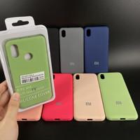 Xiaomi Mi 8 Soft Case Rubber Anti Noda