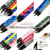 Tali Gantungan HP / Strap HP / Lanyard HP Brand