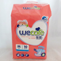 WeCare / We Care Internasional Unisex Adult Diapers / Popok Dewasa M10