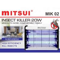Lampu Nyamuk / Insect Killer / Pest Killer 20 Watt MIK-02 MITSUI