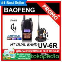 ORIGINAL BAOFENG UV6R HT DUAL BAND UV 6R BAOFENG VHF UHF
