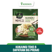 CJ Bibigo Mandu Vegetable 350g / Dumpling Isi Sayuran