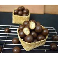 Coklat Bundar Lagie Kemasan Repack Pack 200 gr Coklat Bola 200 gram Ke