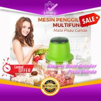 Blender Daging Elektrik Pisau Ganda - Electric Meat Grinder 0681