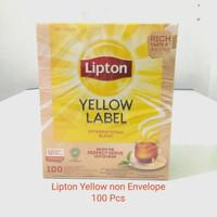 lipton yellow label tea Non Envelope - 100 Pcs