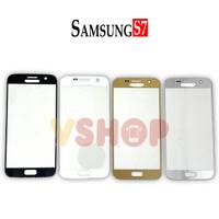 GLASS LCD - KACA TOUCHSCREEN SAMSUNG S7 G930 - Putih