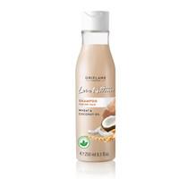 love nature shampoo apple greentea coconut