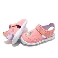 sendal anak adidas fortaswim pink daisy original bnib