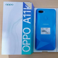 OPPO A11K Ram 2GB/32GB New 2020 Garansi Resmi