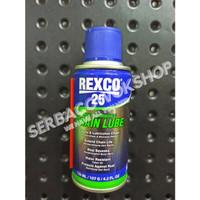 REXCO Chainlube 25 120 ml Pelumas Minyak Rantai Sepeda Motor Termurah