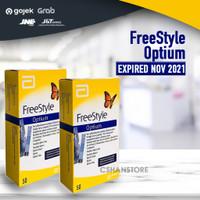 FREESTYLE OPTIUM 50 STRIP
