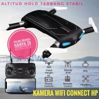DRONE KAMERA MURAH SMART S105A CAMERA WIFI FPV ALTITUD HOLD V jjrc h37