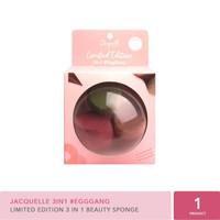 Jacquelle 3 in 1 #EggGang Beauty Blender