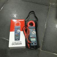 Tang Ampere / Digital Clamp Meter / Multi tester SANWA DCM60R