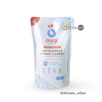 Ougi Baby Bottle Cleanser Dish Soap Refill 450ML Original