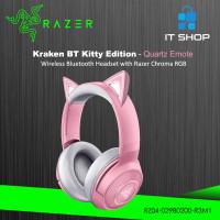 Razer Headset Kraken Kitty - Quartz