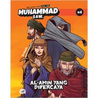 SKI KISAH NABI MUHAMMAD SAW #4: AL-AMIN YANG DIPERCAYA