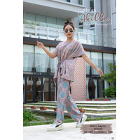 Piyama Set Busui Jumbo Akilla LD 140cm Matt Rayon Premium