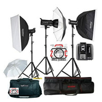 Paket Godox SK400II Lighting Studio Photo Lampu SK400 Mark II Strobe 3