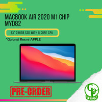 Apple MacBook Air M1 Chip 2020 256GB SSD with 8 Core CPU MGN63