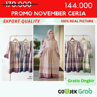 [8-10-12] Baju Gamis Anak Perempuan Kualitas Export GO 10 A-2