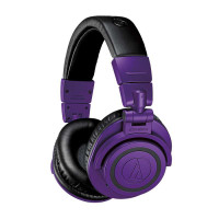Audio Technica ATH-M50XBT / M50X BT Wireless Over-Ear Purple dk