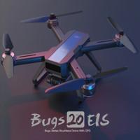 Drone MJX B20 Bugs 20 EIS GPS Brushless Wifi Kamera Dengan Tas