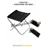 KURSI LIPAT PORTABLE | OUTDOOR CHAIR | FISHING CHAIR