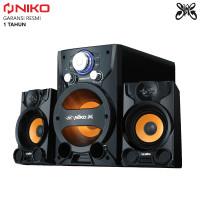 Niko Slank Dynamite Speaker Bluetooth Aktif 2.1