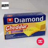 keju cheddar diamond 180gr