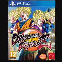 Dragon Ball Fighter Z Digital Game PS4