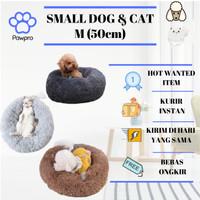 Tempat Tidur Kucing | Tempat Tidur Anjing | Bantal Kucing|Size M(50cm)