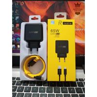 Charger Realme 65W SUPERVOOC Micro USB Fast Charging ORIGINAL