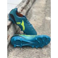 Sepatu bola Ortuseight original Solaris FG pine green new 2020