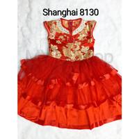 Dress cheongsam anak perempuan / baju imlek murah 8130, 8137 & 8138