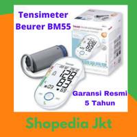 Tensimeter Digital Beurer BM55 / Alat Ukur Tekanan Darah Beurer BM-55