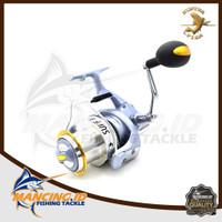 Alat Pancing Pancingan Fishing Reel Hunter Fish Surf Master 8000